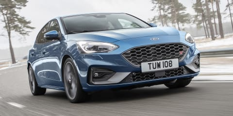 2020 Ford Focus ST revealed
