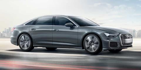 2019 Audi A6L unveiled