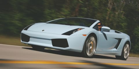 Lamborghini Gallardo: 70 supercars recalled in Australia