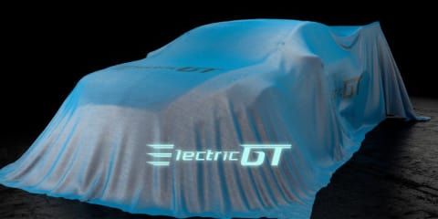 Tesla Model S to go racing in Electric GT World Series, if approved