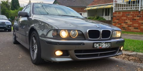 2003 BMW 525i Sport review