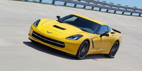 Chevrolet Corvette firms as Holden's new V8 sports car