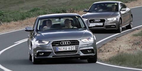 2015-16 Audi A4, A5 recalled
