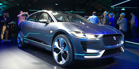 Jaguar I-Pace concept:: Most important car since the E-Type