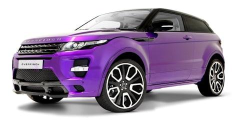Land Rover increasing focus on customisation