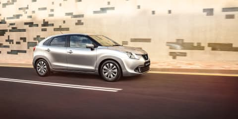 2016 Suzuki Baleno:: Australian details revealed