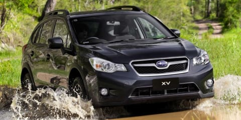 2012 SUBARU XV 2.0i-S Review