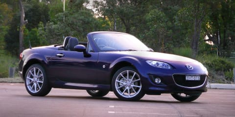 2009 Mazda MX-5 Review & Road Test