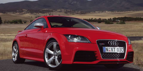 2011 Audi TT RS S tronic, Limited Edition to debut at Melbourne Motor Show