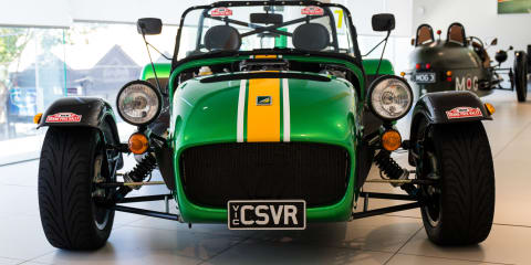 Caterham sold-out for 2017 production, orders open for 2018