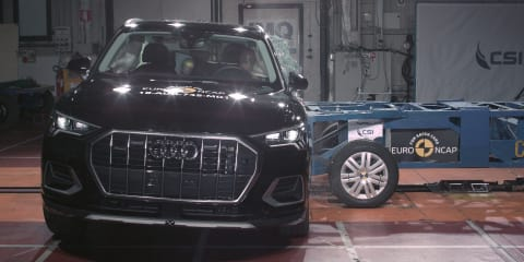 508, Q3, S60/V60, X5 score five-star Euro NCAP ratings