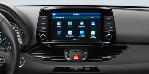 2017 Hyundai i30 the car maker's latest move into next-gen connectivity