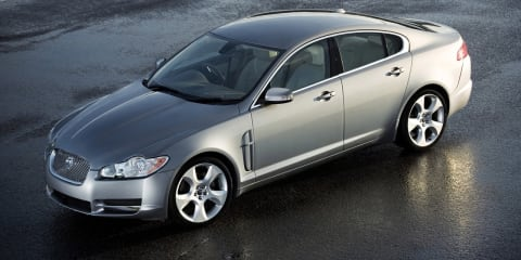 Jaguar sales up 13 per cent for 2009