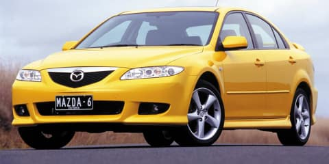 Mazda 6, RX-8, BT-50 recalled for Takata airbags - UPDATE