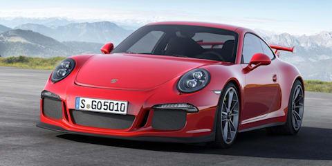 2014 Porsche 911 GT3 : Fire recall demands engine replacement for 785 sports cars