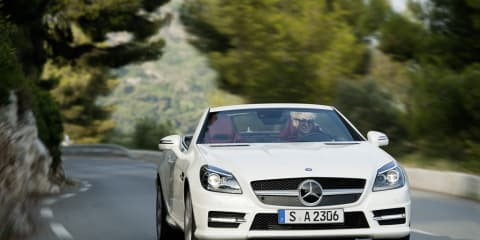 Mercedes-Benz SLK 250 CDI under consideration for Australia