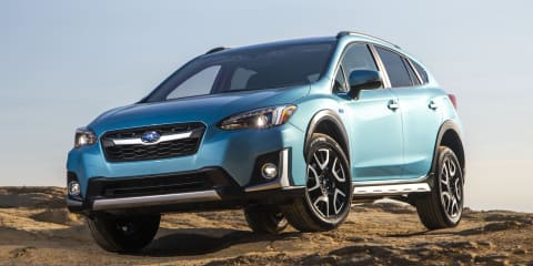 2019 Subaru XV Plug-in Hybrid unveiled, not for Australia
