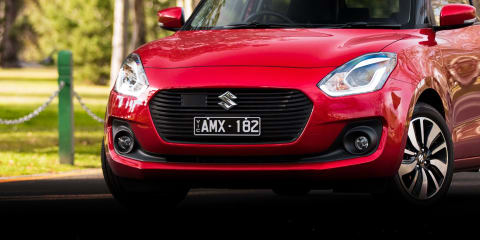 2017 Suzuki Swift GLX Turbo review