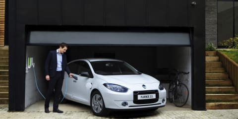 Renault Fluence ZE goes to a Better Place