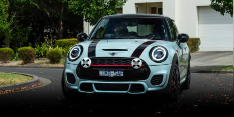 2019 Mini JCW review: Millbrook Edition