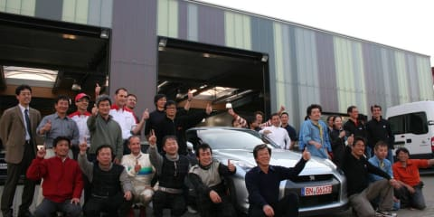 Nissan GT-R sets new 7m 27s 'Ring record