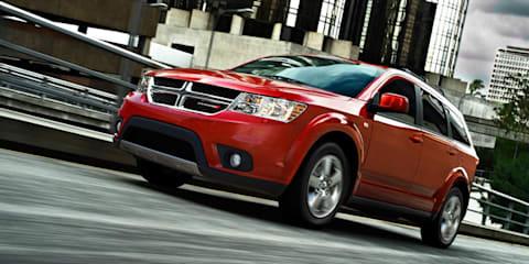 2012 Dodge Journey gets big power boost, revised interior