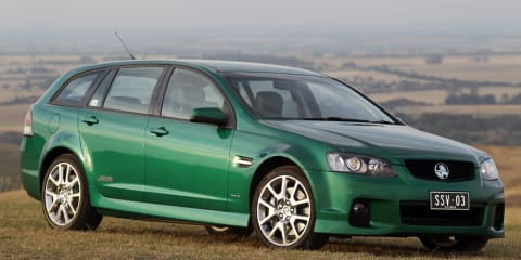 2011 Holden Commodore Sportwagon Review