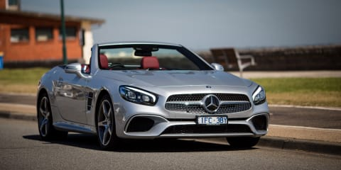 Next-gen Mercedes Benz SL confirmed: Will draw upon original Gullwing