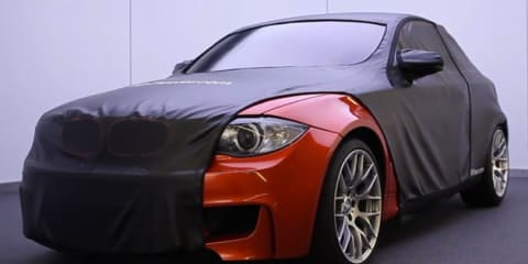 Video: BMW 1 Series M Coupe second teaser video released