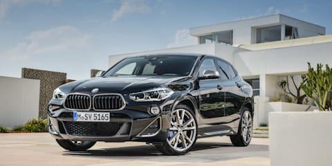 2019 BMW X2 M35i revealed