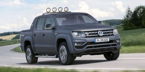 Volkswagen Amarok V6 demand soars: More than 6000 inquiries for 7.9sec 0-100km/h ute