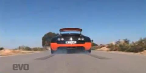 Video: Bugatti Veyron Super Sport review by EVO's Chris Harris