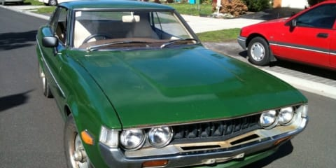 1976 Toyota CELICA Review