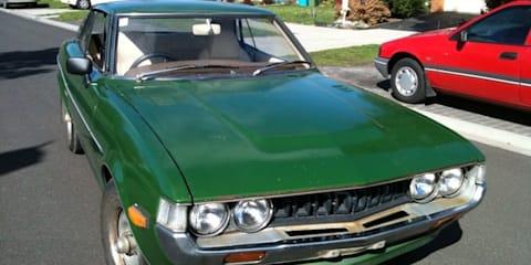 1976 Toyota CELICA Review