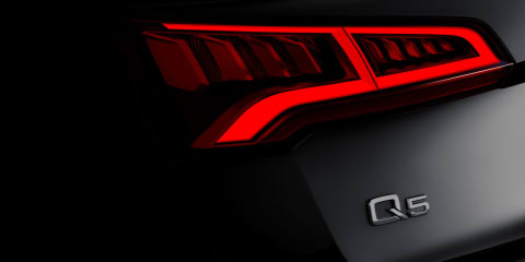 2017 Audi Q5 teased:: confirmed for Paris motor show debut