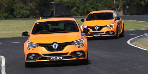 Renault Megane RS 'more a match for Golf R' - CEO