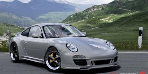 Porsche back in 'Motorsport'