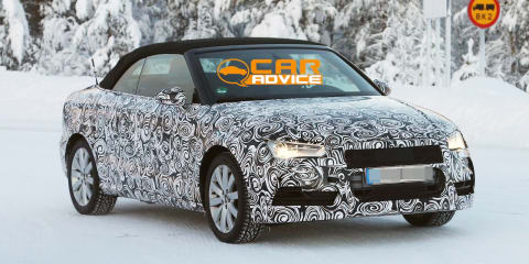 Audi S3 Cabriolet: first look at all-new sporty German soft-top