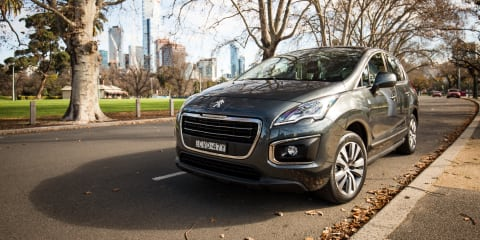 Peugeot 3008 Review:: Active 2.0 HDi