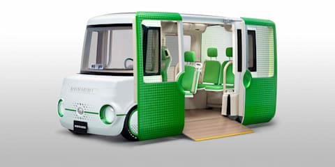 Daihatsu Nori Ori concept created for ease of access