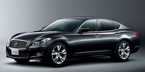 Mitsubishi, Nissan announce deal to share i-MiEV, Infiniti M