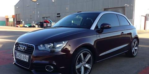 2011 Audi A1 Review