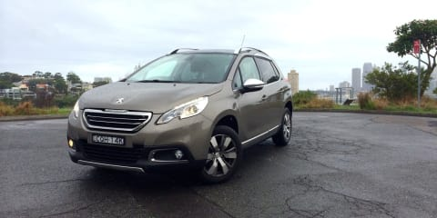 Peugeot 2008 Review : Long-term report one