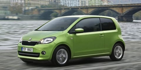 Skoda Citigo: Up!-based city car no certainty for Australia