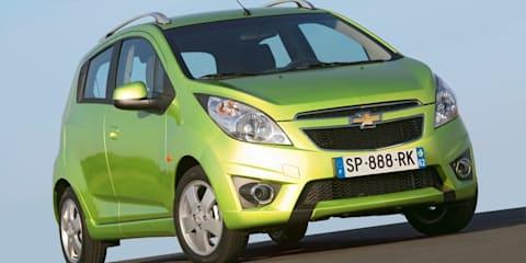 Chevrolet Spark more details released