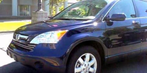 Honda CRV 2007 SpyShots