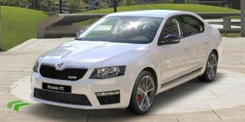 2013 Skoda Octavia RS images leaked