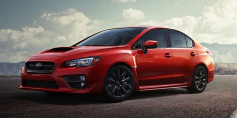 Subaru WRX pre-order campaign fails to reach BRZ heights