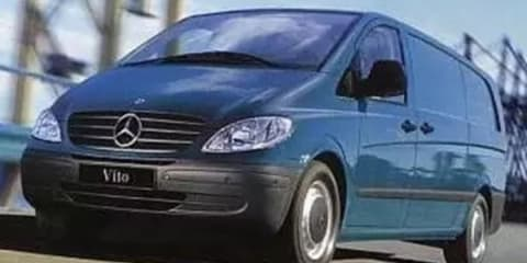 2005 Mercedes-Benz Vito 115CDI Extra Long review