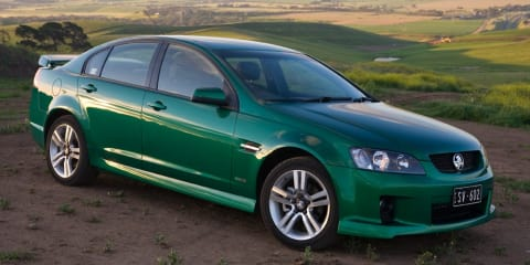 2009 Holden Commodore Review